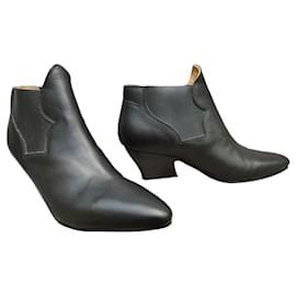 Acne-Acne boots model Alma p 38 New condition-Black