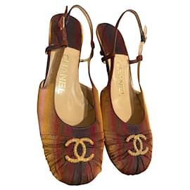 Chanel-Heels-Multiple colors