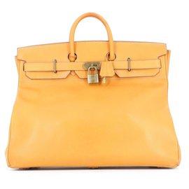 Hermès-Sacs à main-Orange