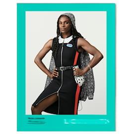 Louis Vuitton-Louis Vuitton Dress-Black