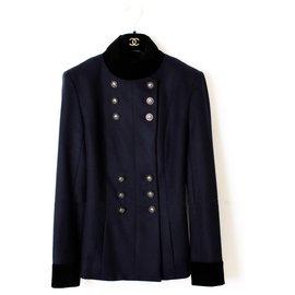 Chanel-6,6K$ New Little Black Jacket-Black