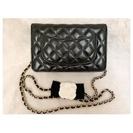 Chanel-New Crossbody Bag-Black