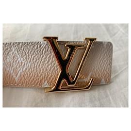Louis Vuitton-Belts-Pink