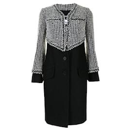 Chanel-12K$ Jewel Buttons Jacket-Black