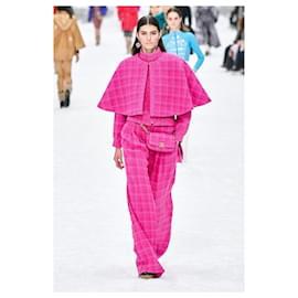 Chanel-New 2019 Tweed Jacker-Other