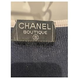 Chanel-Collector-Navy blue