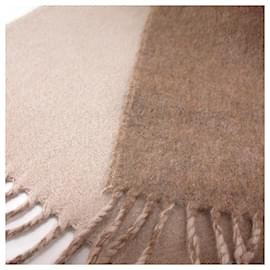 Hermès-Hermès scarf-Brown