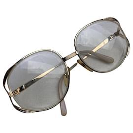 Dior-Sublime monture de lunette Dior-Bijouterie dorée