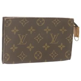 Louis Vuitton-LOUIS VUITTON Monogram Bucket PM Pouch LV Auth gt1142-Other