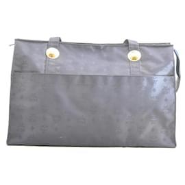 MCM-MCM Nylon Shoulder Bag Blue Auth rd308-Blue