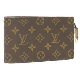Louis Vuitton-LOUIS VUITTON Monogram Bucket GM Pouch LV Auth 23752-Other
