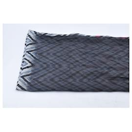 Louis Vuitton-LOUIS VUITTON Etole Multicolore Noir LV Auth ak140-Autre