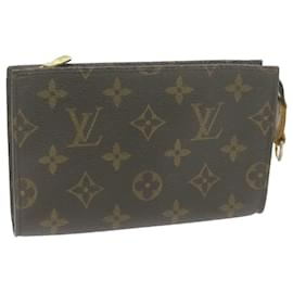 Louis Vuitton-LOUIS VUITTON Monogram Bucket PM Pouch LV Auth yk1344-Other