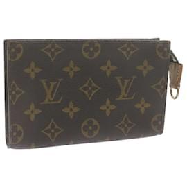 Louis Vuitton-LOUIS VUITTON Monogram Bucket PM Pouch LV Auth yk1346-Other