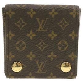 Louis Vuitton-LOUIS VUITTON Monogram Boîte à Bijoux LV Auth br287-Autre