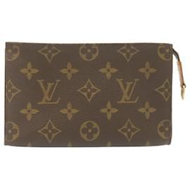 Louis Vuitton-LOUIS VUITTON Monogram Bucket PM Accessory Pouch LV Auth 22992-Other