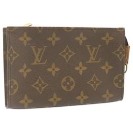 Louis Vuitton-LOUIS VUITTON Monogram Bucket PM Accessory Pouch LV Auth ar4213-Other