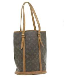 Louis Vuitton-LOUIS VUITTON Monogram Bucket GM Shoulder Bag M42236 **Powder Auth ar3926-Other