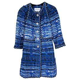 Chanel-14K$ NEW Greece Jacket-Blue