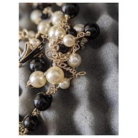 Chanel-Chanel 10C Necklace/Belt Venise Paris Gondola-Multiple colors
