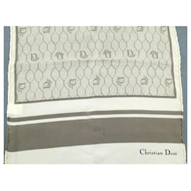 Dior-Foulard Dior-Beige