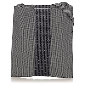 Hermès-Pochette Hermès Noir Herline-Noir