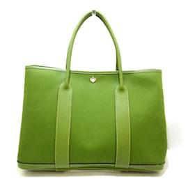 Hermès-Hermès Garden Party-Vert