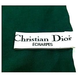 Dior-Foulard Dior-Vert