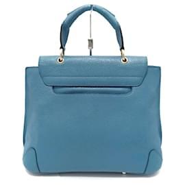 MCM-MCM Handbag-Blue