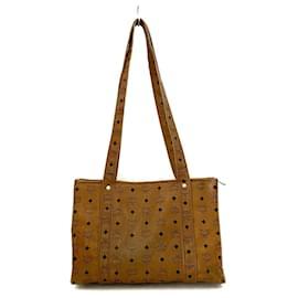 MCM-MCM Shoulder Bag-Beige