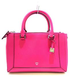 MCM-MCM Handbag-Pink
