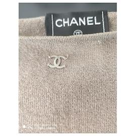 Chanel-Tops-Khaki