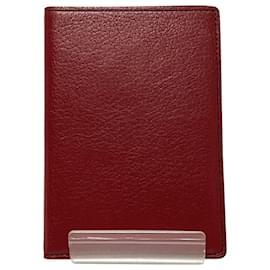 Cartier-portefeuille Cartier-Rouge