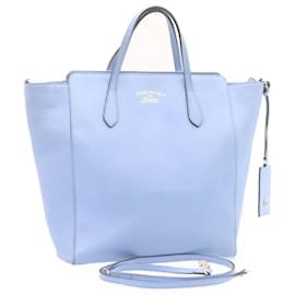 Gucci-Gucci Tote bag-Blue