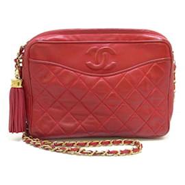 Chanel-Chanel Matrasse-Red