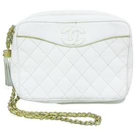 Chanel-Chanel shoulder bag-White