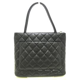 Chanel-Chanel Médaillon-Black