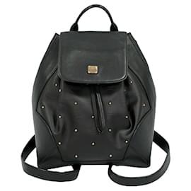 MCM-MCM Backpack-Black