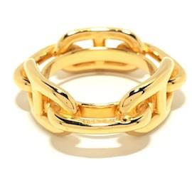 Hermès-Hermes wallet-Golden