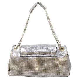 Chanel-Chanel shoulder bag-Silvery