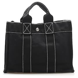 Hermès-Hermes Black Fourre Tout PM-Black
