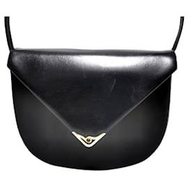 Cartier-Sac à bandoulière Cartier Black Sapphire Line-Noir