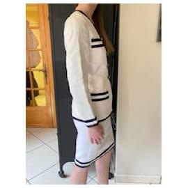 Chanel-Iconic tailored jacket-Eggshell