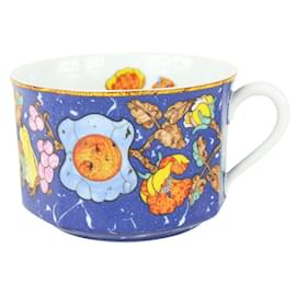 Hermès-Herm��s Marqueterie Mug Cup Glass-Other