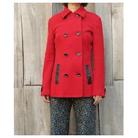 Dolce & Gabbana-Dolce & Gabbana jacket size 38-Red