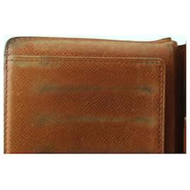 Louis Vuitton-Monogram Long Card Holder Wallet-Other