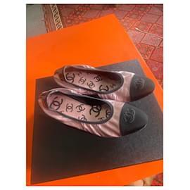 Chanel-Chanel Ballerinas-Pink