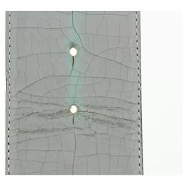 Dior-Ceinture Noir x Or Cristal Initiales-Autre