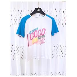 Chanel-'Cuba Libre' Runway T-Shirt-Multiple colors
