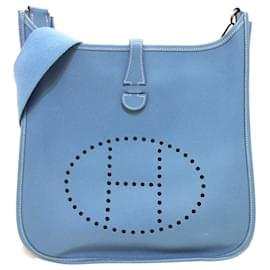 Hermès-Hermès Evelyne-Bleu clair